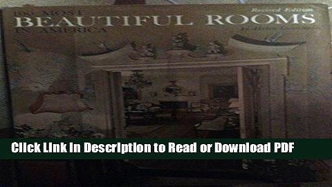 PDF 100 Most Beautiful Rooms in America PDF Free