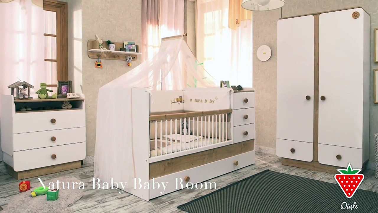 Natura Baby Rooms Furniture