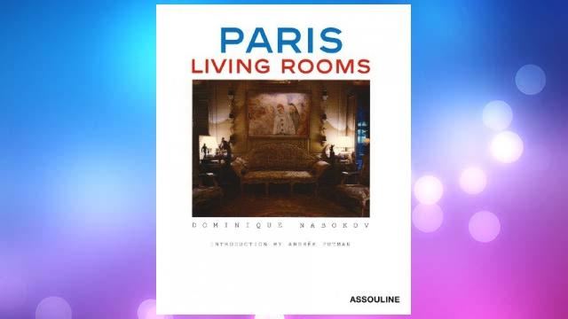 Download PDF Paris Living Rooms FREE