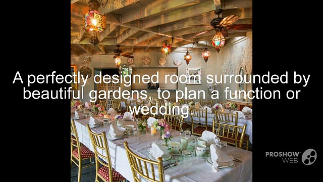 Extravagant Function Rooms Sydney